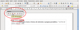 Plugin para BrOffice.org Writer