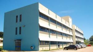 Campus da UFSM em Frederico Westphalen, RS, Brasil (CESNORS)