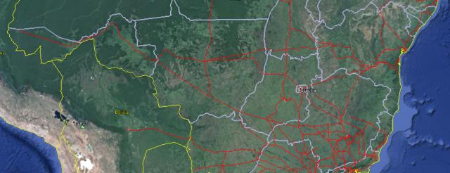 Dica de jornalismo de dados. Baixei os dados do sistema viário brasileiro a partir do site do Ministério dos Transportes [link quebrado]. Descomprimi num diretório e acessei os dados. Existem […]